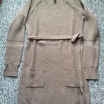 Bcbg Sweater Dress Medium Photo