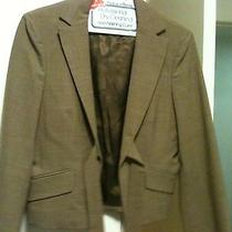 Bcbg Tan Fitted Blazer (Small) Photo