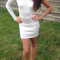 Bcbg White Dress Photo
