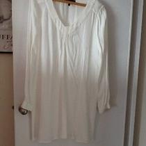 Bcbg White Tunic Dress Photo