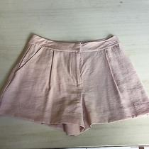 Bcbg Women's Clothing Blush Shorts Photo