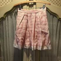 Bcbgeneration Nude Blush Skirt Nwt Size 0 Photo