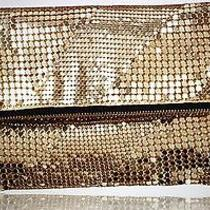 Bcbgmaxazria Roxy Metal Mesh Clutch. Photo