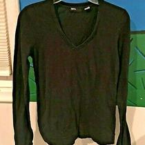Bdg Urban Outfitters Black v Neck Sweater Size S Small  Photo