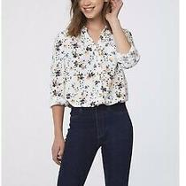 Beach Lunch Lounge Alanna Shirt Full Bloom Nwt Size Small 100% Viscose Photo