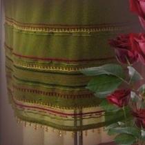 Beaded Green Skirt Photo