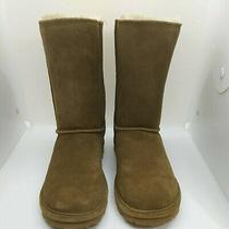Bearpaw Womens Clara Ugg Tan Boots Size 9 Photo