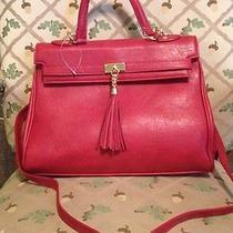 Beautiful Aldo Red Handbag Photo