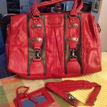 Beautiful Aldo Red Handbag Photo