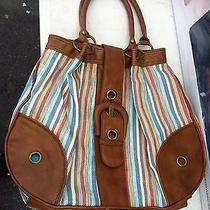 Beautiful Aldo Striped  Handbag Photo