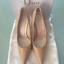Beautiful Authentic Dior Pumps Photo
