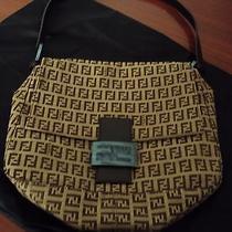 Beautiful Authentic Fendi Handbag Photo