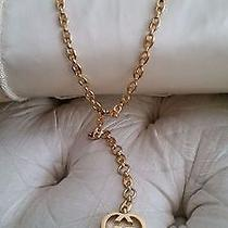 Beautiful Authentic  Gucci Belt/ Necklace- Gold Plated Photo