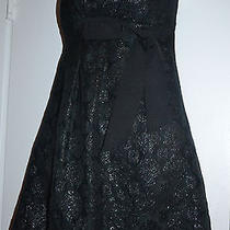 Beautiful Bcbg Max Azria Black Tube Top Dress Size 2 Photo