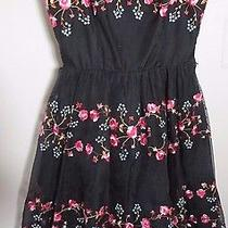 Beautiful Betsey  Johnson Short Prom /evening/party Dress Size 2 Photo