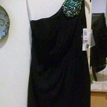 Beautiful Black Cocktail Dress Photo
