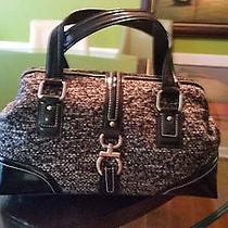 Beautiful Black Talbots Handbag Photo