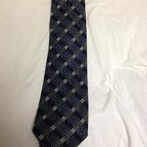 Beautiful Blue Bally  Necktie  Photo