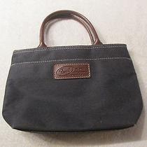 Beautiful Blue Jean Handbag by Fossil Photo