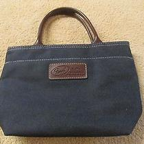 Beautiful Blue Jeans Handbag by Fossil Photo