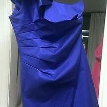 Beautiful Blue Laundry Dress Photo