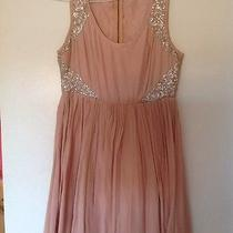 Beautiful Blush Sequin Dress Photo