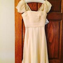 Beautiful Bridesmaid/formal Dress Size 2 Photo