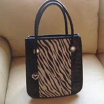 Beautiful Brighton Leather Handbag. Photo