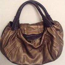 Beautiful Bronze Handbag Photo