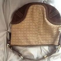 Beautiful Brown Coach Purse Photo