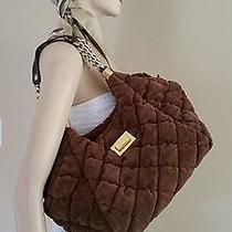 Beautiful Brown Handbag Vieta  Photo