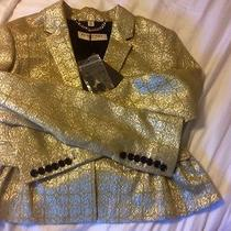 Beautiful Burberry Gold Blazer Photo