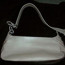 Beautiful Burberry Leather  Handbag Photo