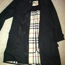 Beautiful Burberry Overcoat Photo
