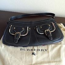 Beautiful Burberry Purse Photo