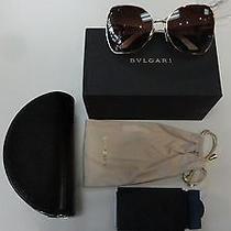 Beautiful Bvlgari Embellished Sunglasses Photo