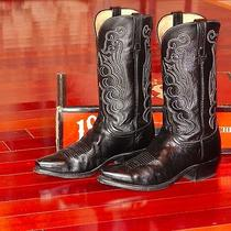Beautiful Calf Lucchese Boots Photo