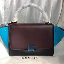 Beautiful Celine Trapeze in Turquoise Photo