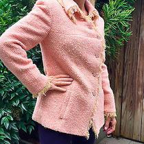 Beautiful Chanel Boucle Jacket Photo