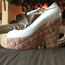 Beautiful Chanel Heels Photo