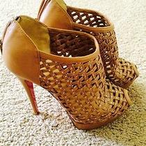 Beautiful Christian Louboutin Shoes Photo