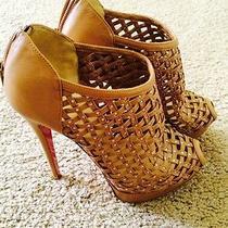 Beautiful Christian Louboutin Shoes Photo
