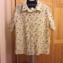 Beautiful Classic Elements Woman Shirt Size 18w Photo