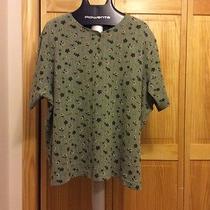 Beautiful Classic Elements Woman Shirt Size 24/26 Photo