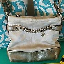 Beautiful Coach Chain Bag W Charm  Photo