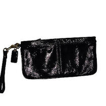 Beautiful Coach Clutch Wristlet Photo