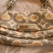 Beautiful  Coach Kristin Bag Euc Only Carried Once Photo