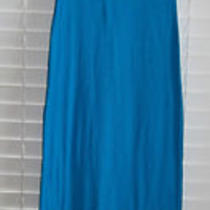 Beautiful Derek Heart  Maxi Tank Dress Size Medium Photo
