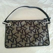 Beautiful Dkny Bagette Black Photo