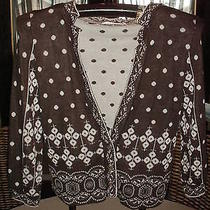 Beautiful Dolce Vita Cardigan Sweater     Size S Photo
